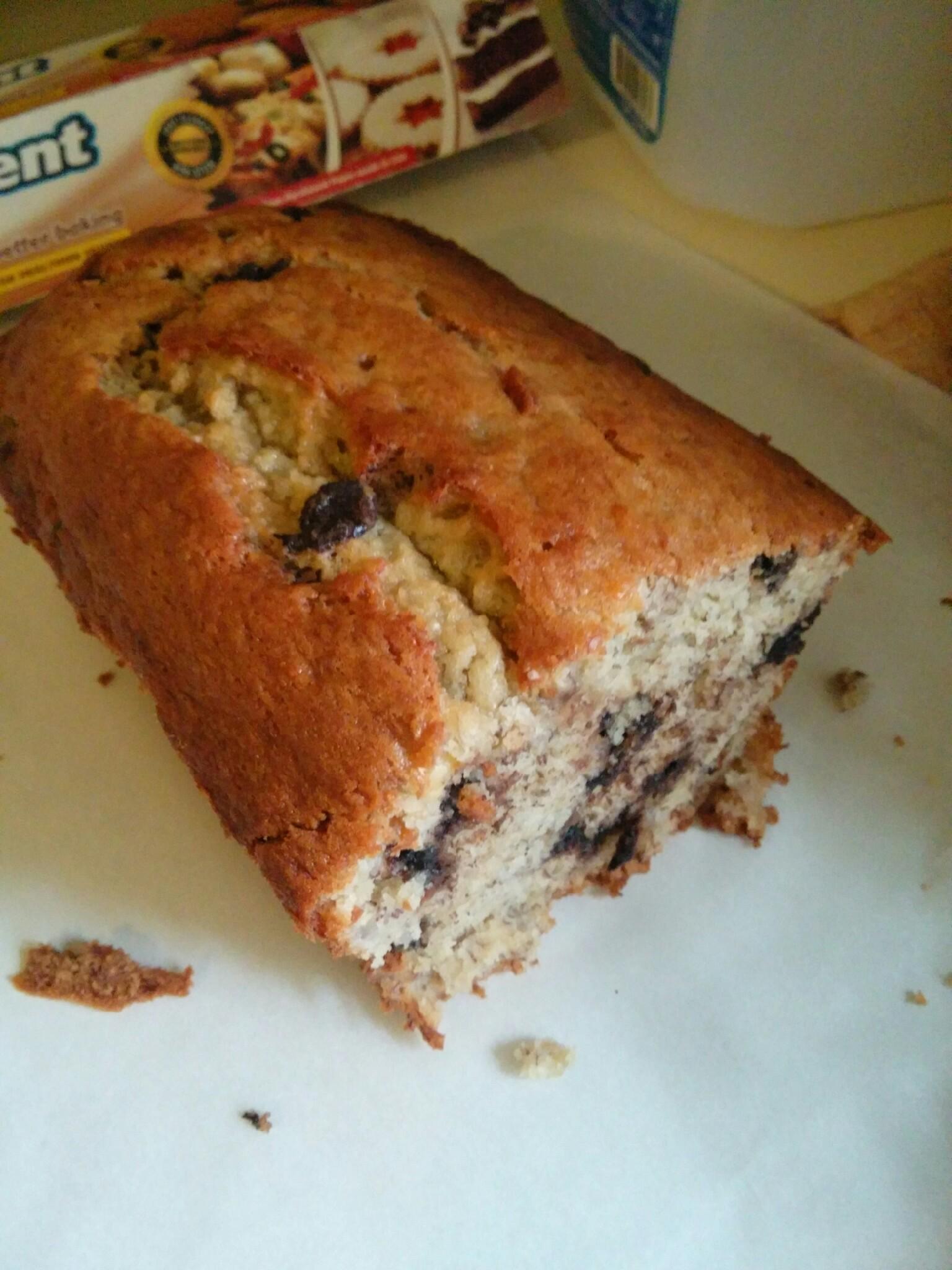 Chocolate Chip Banana Bread – gourmetintraining